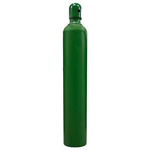 125 cu/ft Oxygen Welding Gas Cylinder Tank CGA 540 - EMPTY