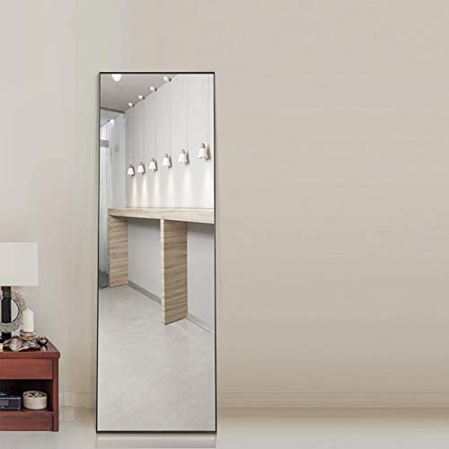 Miro OFFicial site Full Length Mirror Floor with Hangin Free shipping / New Holder Standing