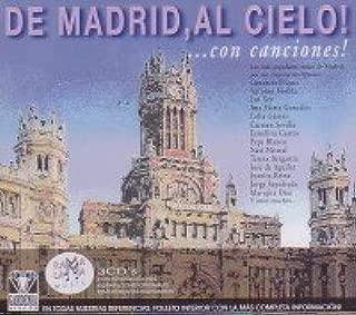 DE MADRID AL CIELO ...CON CANCIONES (3CDS)