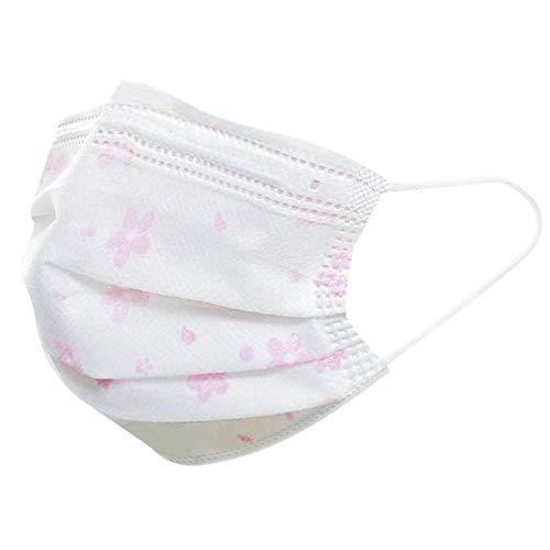 雑貨の国のアリス マスク 500枚入り 使い捨て 不織布 99%カット 大人用 普通サイズ 男女兼用 ウイルス対策 花粉 風邪