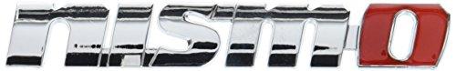 Nismo Metall Chrom Emblem von Nismo