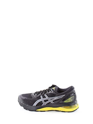 Asics Gel-Nimbus 21, Zapatillas de Running para Hombre, Negr
