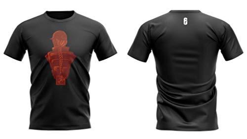 Camiseta 6-siege ash - banana geek gg