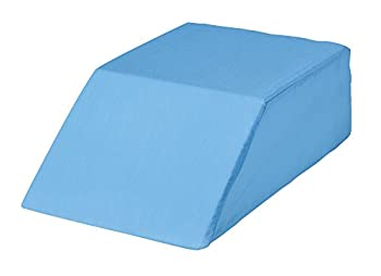 Fox Valley Traders Leg Lift Wedge Pillow Blue One Size Fits All