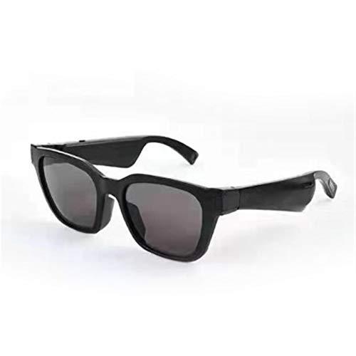 Gafas de Sol de Audio Neutro, Gafas de Sol polarizadas, Gafas de Sol de Bluetooth Wireless Música Inteligentes, adecuados para Escuchar música y Llamadas
