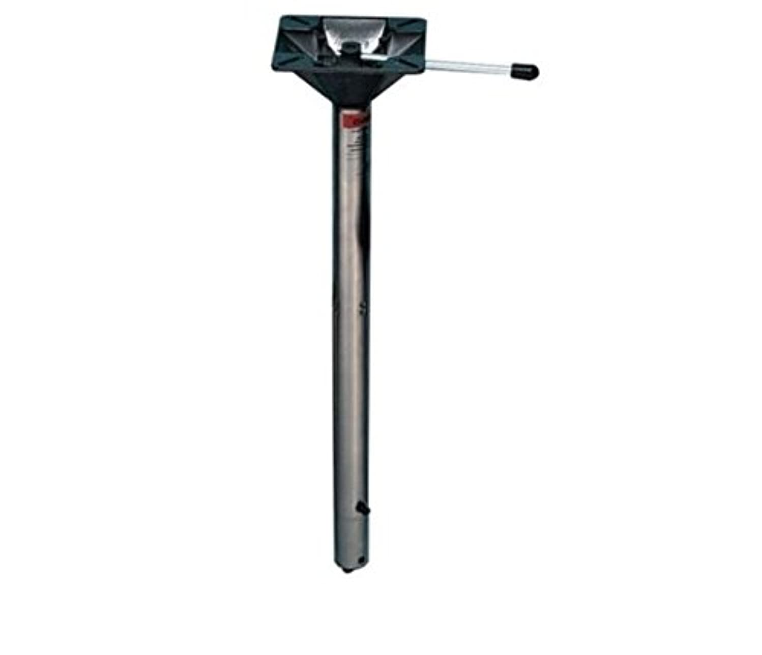 Springfield Marine 1642008 Spring-Lock Power-Rise Adjustable Stand-Up Pedestal