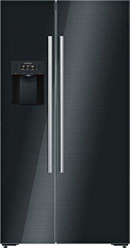 Siemens KA92DSB30 Home Connect iQ700 Side-by-Side / A++ / 175,6 cm Höhe / 368 L Kühlteil / 173 L Gefrierteil / Wasserspender / Easy Access Ablagen / hyperFresh plus / noFrost