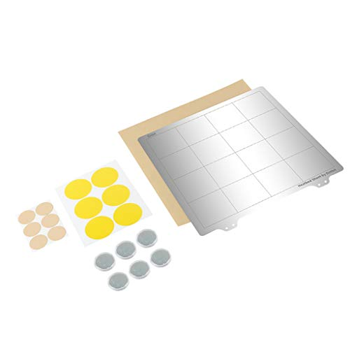 H HILABEE Bed Platform Hot Bed Build Surface Plate for Creality Ender 3/220x220mm