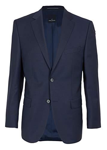 Daniel Hechter - Regular Fit - Herren Baukasten Anzugsakko aus 100% feinster ital. Schurwolle in schwarz und blau (40300-100101), Größe:27, Farbe:Blau (680)
