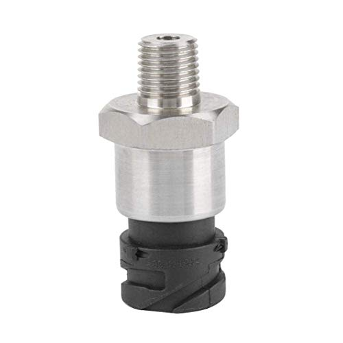 Insmart Sensor de formador de presión NPT1 / 4 pulgadas, 5 V, rosca del formador de presión (0-0,2 MPA) para agua, gas y aceite