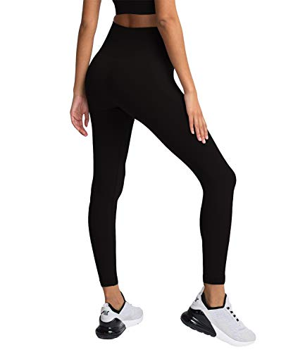 DUROFIT Leggings opacos sin costuras Leggings deportivos para mujer Leggings anticelulíticos sexis...