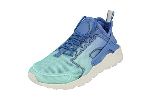 Nike Damen WMNS Air Huarache Run Ultra Br Trainer, Türkis (Polar/Polar/still Blue/White), 37.5 EU