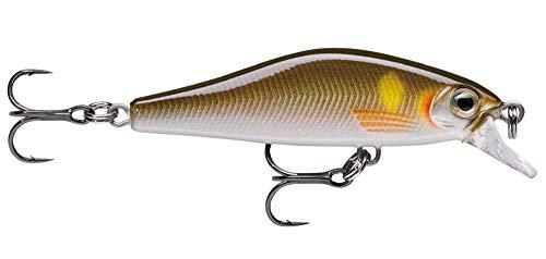 Rapala Señuelo Shadow Rap Solid Shad 5 cm 5,5 g – Wobbler para pesca de perca y trucha, para pesca de spinning, cebo artificial, cebo para peces depredadores, color: Ayu