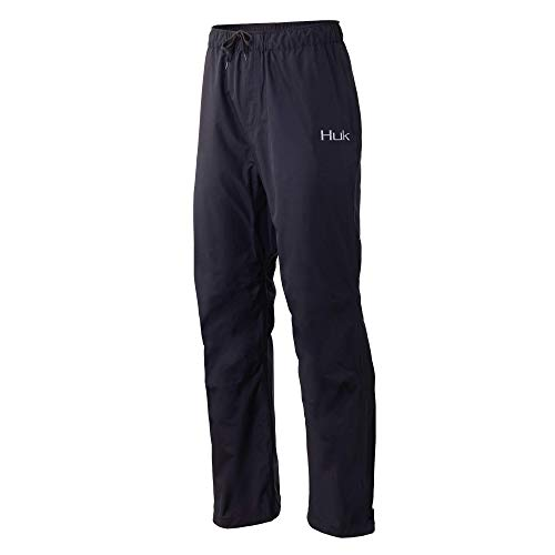 Huk Gunwale Water Proof & Wind Resistant Rain Pants