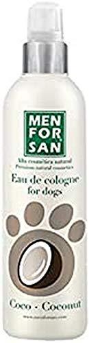 MENFORSAN Agua de Colonia para Perros Coco - 125 ml