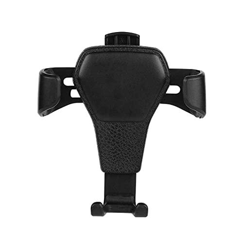 CSSDESIGN Soporte para teléfono de coche, soporte para teléfono de coche de gravedad para iPhone, soporte para teléfono GPS para Samsung S8 S9 teléfono móvil Accesorios de coche - B
