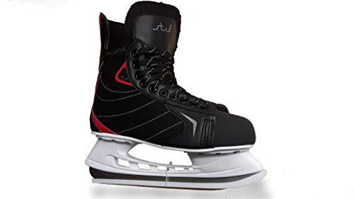 V3tec X Curve Icehockey Skate schwarz-Weiss, Größe:43, Farbe:schwarz-Weiss