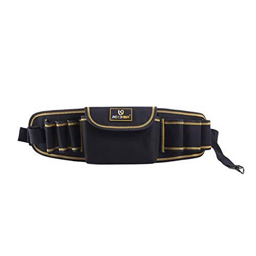 Tool Bag,CinturóN Para Herramientas Multi función herramientas bolsa bolsa bolsa bolsa electricista herramientas organizador cintura (Color : TB J102)