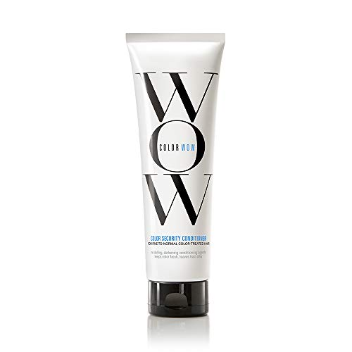 COLOR WOW Color Security Conditioner, Fine to Normal Hair, 8.4 Fl Oz