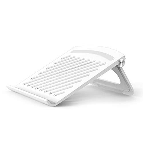 Milkvetch Soporte para Computadora PortáTil Soporte Ajustable para Computadora PortáTil Soporte de RefrigeracióN Adecuado para Air Pro Computadoras Menos de 17 Pulgadas