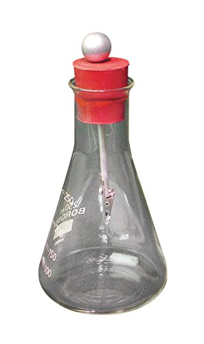 United Scientific ELFL01 Flask Form Electroscope