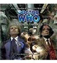 the lazarus project doctor who