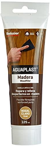 Aguaplast Masilla Madera 125Ml 2281 Nogal C