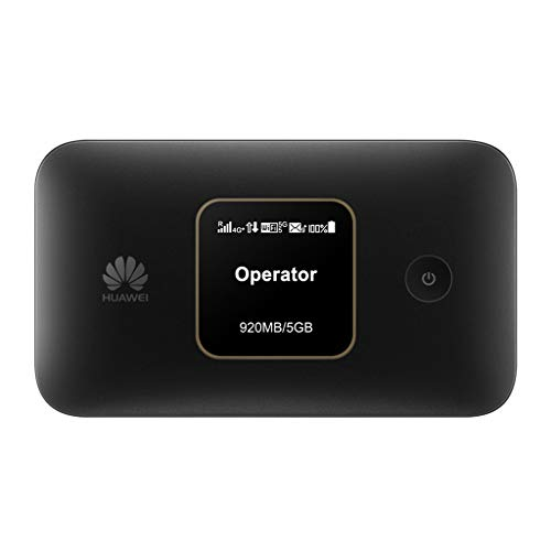 HUAWEI 4G/ 300Mbps Travel Mobile Wi-Fi Hotspot with Long-lasting 3000mAh Battery