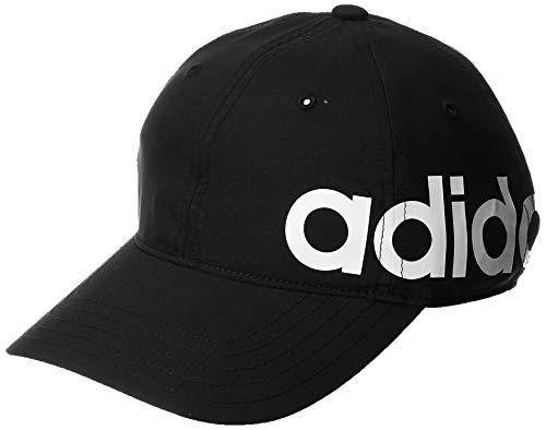 adidas Baseball Bold Gorra, Unisex Adulto, Black/Black/White, OSFY
