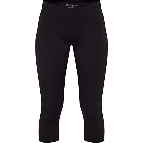 ENERGETICS Kapance 2 - Pantalones Pirata para Mujer, Mujer, Color Negro, tamaño 42