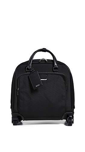 TUMI - Larkin Santos Compact Carry-on - Black/Silver