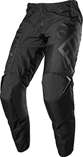 Fox 180 REVN PANT BLACK BLACK/BLACK 34