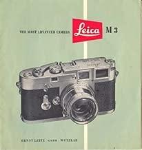 Leica Brochure M3