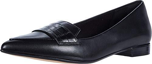 Clarks Laina Loafer Black Combi 7.5
