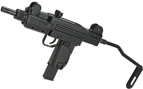 Evike CO2 Powered Full Auto 4.5mm Mini Uzi Airgun (4.5mm Airgun NOT Airsoft)