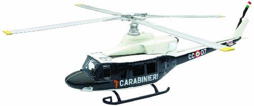 New Ray 25693–Sky Pilot Agusta Bell AB 412Carabinieri, Escala 1: 48, Die Cast