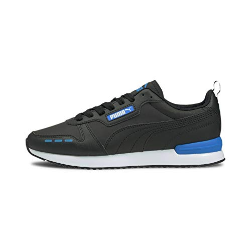 PUMA R78 Sneaker Puma Black-Dresden Blue UK 8_Adults_FR 42