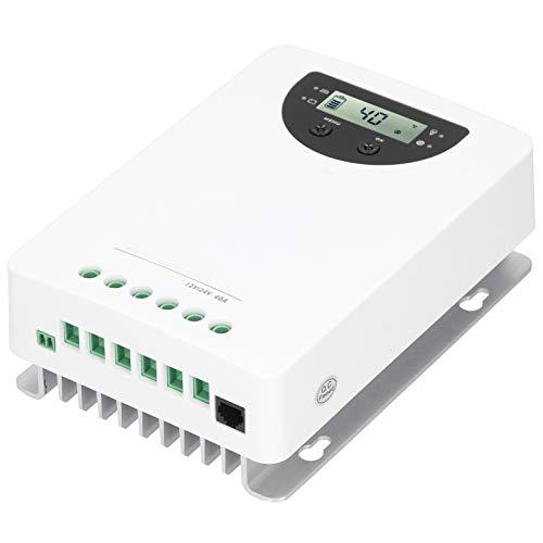 Aoutecen Regulador de batería 100% Nuevo Operación Simple Mc4010 Suministros industriales MPPT para yate RV