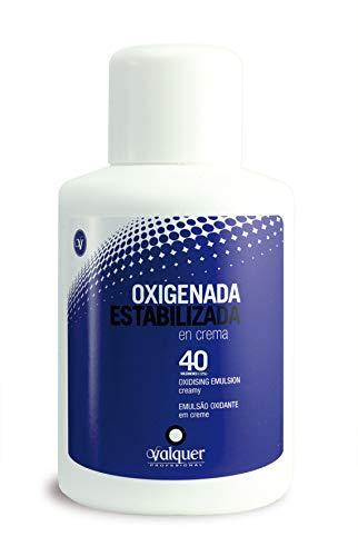 Válquer Oxigenada Estabilizada en Crema, 40 Volumenes (12%) 1 Unidad 500 ml