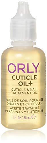 Orly Cuticle Oil +–Aceite de tratamiento para para cutículas y uñas–30ml