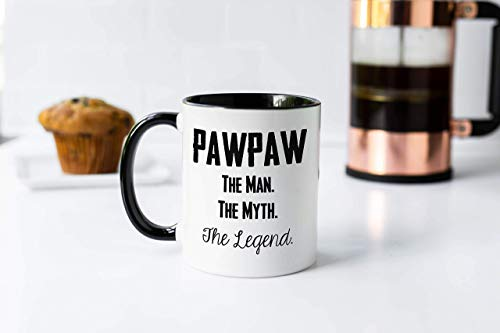 N\A Papaya El Hombre el Mito la Leyenda Taza 58