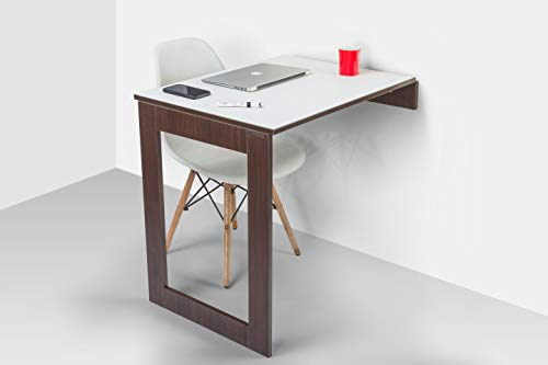 Invisible Bed Wall Mounted Folding Study Table