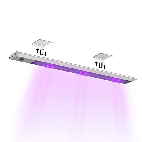 Lámpara de esterilización ultra violeta.
