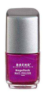 Nagellack, BAEHR, 11ml (berry flipflop)