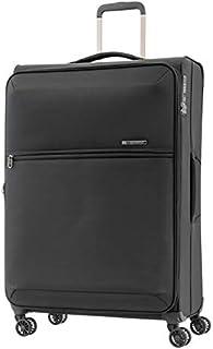 Samsonite 92328 72 Hours DLX Spinner Expandable Suitcase, Platinum Grey, 78 Centimeters