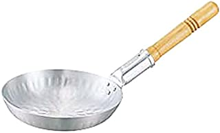 プロ仕様 アルミ 製 親子丼 鍋 横型 18cm 槌目模様 業務用 可 日本製 国産...