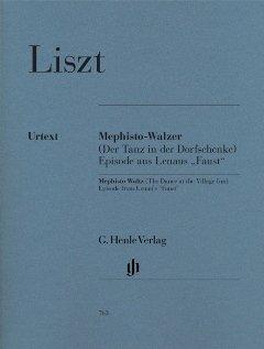 MEPHISTO WALZER - arrangiert für Klavier [Noten / Sheetmusic] Komponist: LISZT FRANZ
