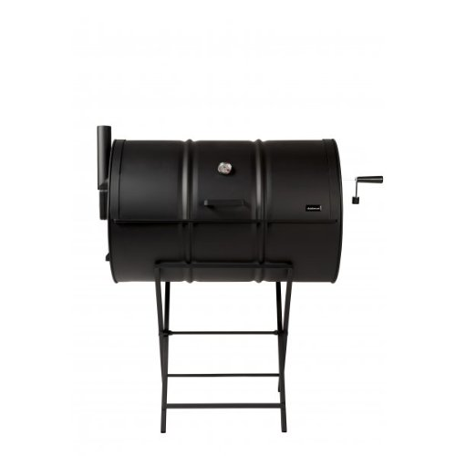 Drumbecue Original Charcoal BBQ Drum Smoker with Thermostat