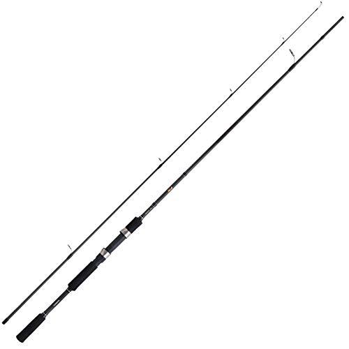 Canne Shimano FX XT 2,40 m 10 – 30 g Spinning Canne à pêche pour mer / lac, pour la pêche à la truite, le bar de mer, la bonite à dos rayé