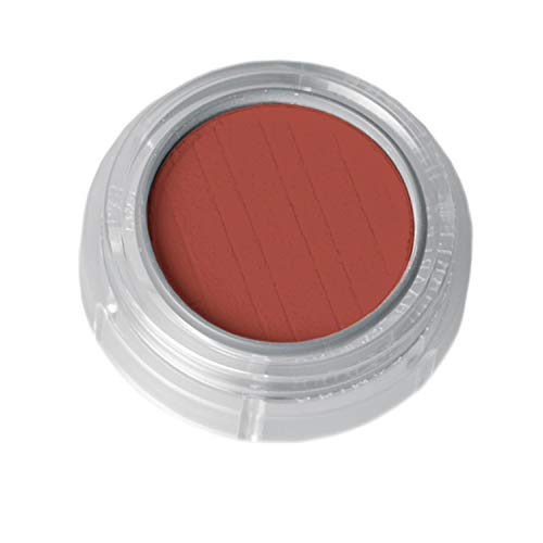Lidschatten/Rouge, Döschen 2g, Farbe 561 Rotbraun, Profi-Make-Up, sehr intensive Farbkraft